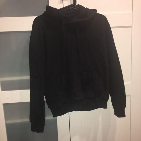 czarna bluza H&M rozmiar M