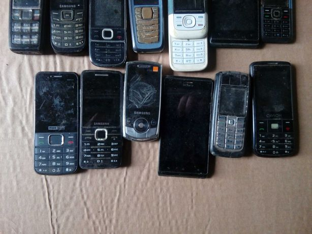 Telefony komorkowe