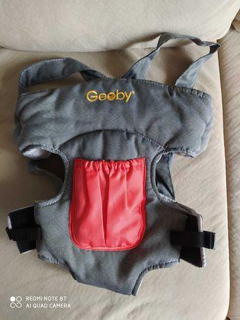 Geoby переноска-кенгуру,рюкзак