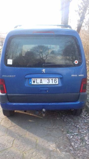 Peugeot partner 2.0hdi klimatyzacja