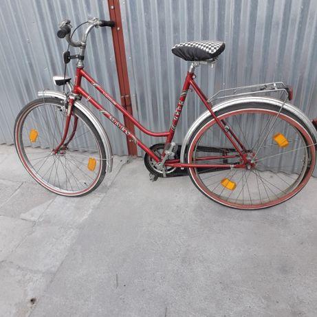 rower damka