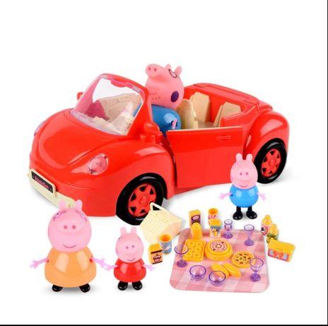 Carro Peppa Pig