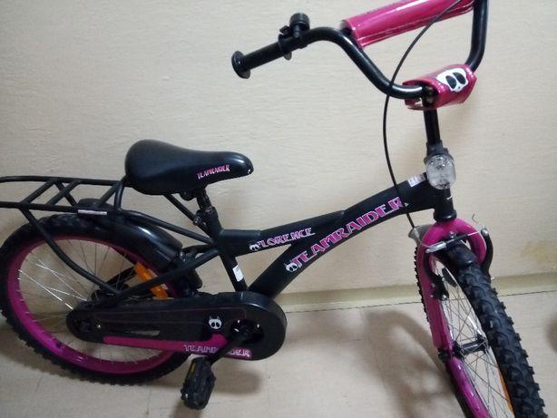 """rower dla dziewczynki Teamraider Florence 20 """""""