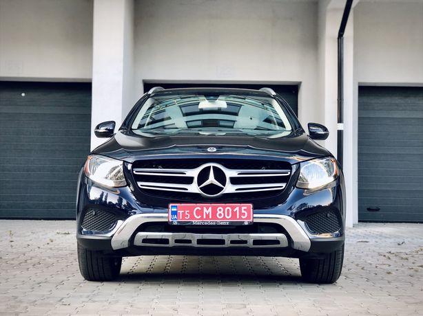 Mercedes GLC 300 2019, небита не фарбована, стан нової