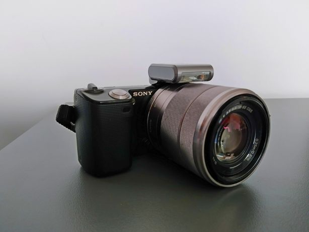 Aparat Sony NEX-5 zestaw