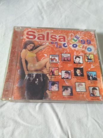 Cd musica salsa