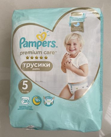 Pampers pants 5 premium care 20шт