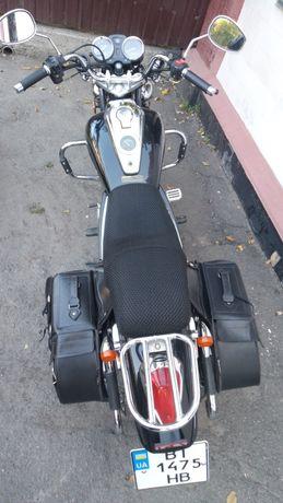 Мотоцикл Zongshen zs150-10