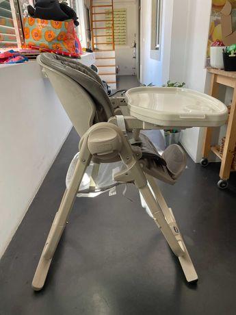 Cadeira Chicco Polly Magic 3 em 1