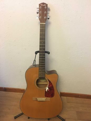 Gitara elektro-akustyczna Fender CD-140SCE NAT