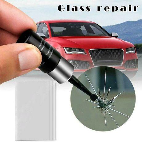 Автомобильный Наноклей восстановление трещины Автостекла