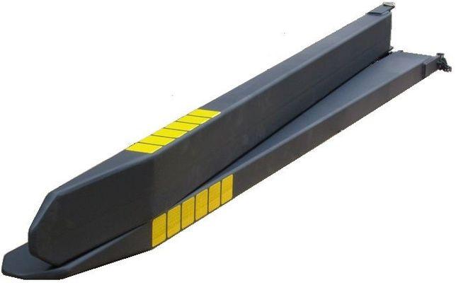 Przedłużki do wideł 2400x140x70 przedłużenie wideł nasada widły ATEST