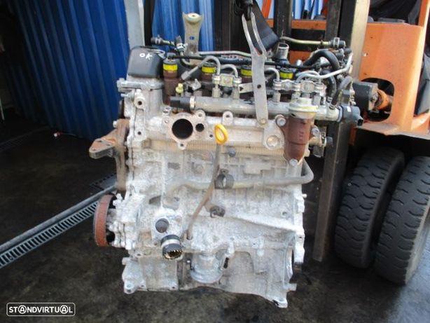 Motor diesel 1NDTV 1NDP52A TOYOTA / YARIS / 2002 / 1.4 d4d / BOSCH / 74 CV /