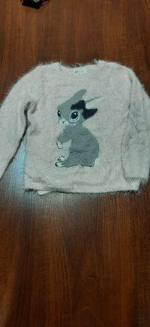 Sweterek H&M 6-8lat