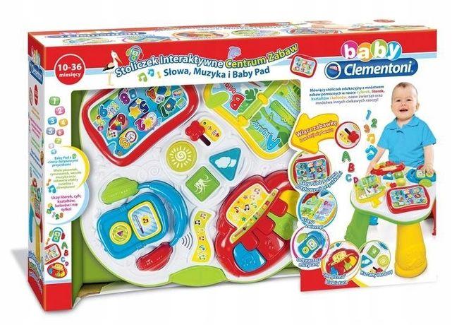 Stoliczek Interaktywne Centrum Zabaw 60260 Clementoni