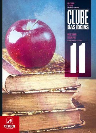 CLUBE DAS IDEAIS 11º ano - Filosofia