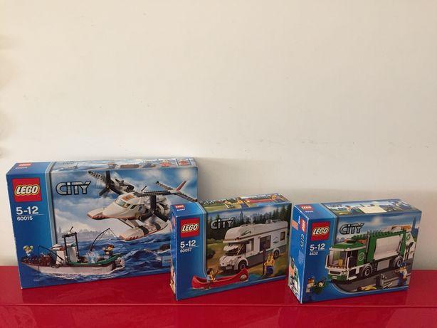 Conjunto Lego City - baixa de preço