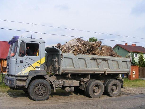 Usługi Wywrotkami, Samochody Ciężarowe, Transport! Najlepsze Ceny!