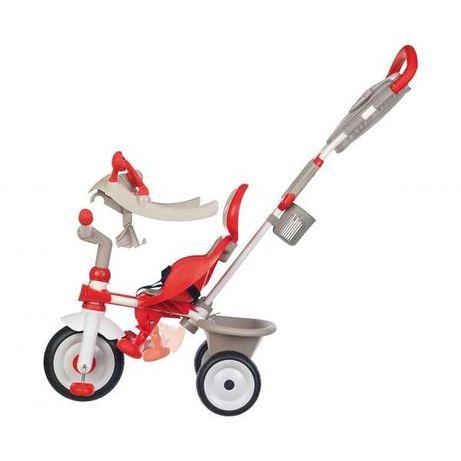 Rowerek trójkołowy 4w1 Baby Driver Comfort Smoby (czerwony)
