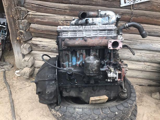 Продам мотор Д 240/ мтз 80 + коробка и плита Зил