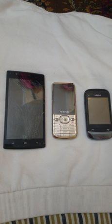 Продам б/у телефони дешево