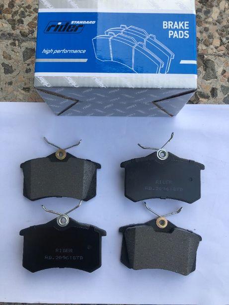 Тормозные колодки задние Audi А4 А6 VW Passat B5 Golf 4 Skoda Octavia