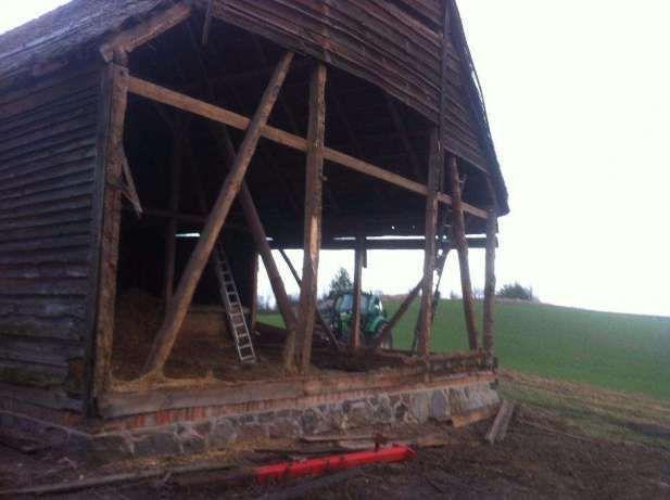 Skup starego drewna skup desek rozbiorki stodół