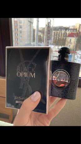 Black Opium Yves Saint Laurent Парфюмированная вода. Оригинал!