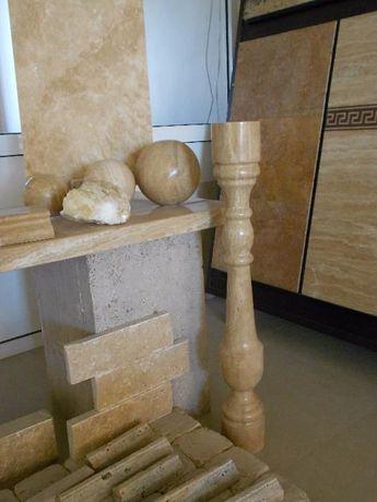 Травертин , гранит, песчаник натуральный камень в Луганске
