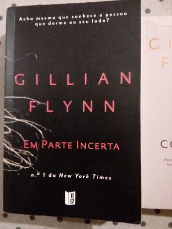 Gillian Flynn - Em Parte Incerta