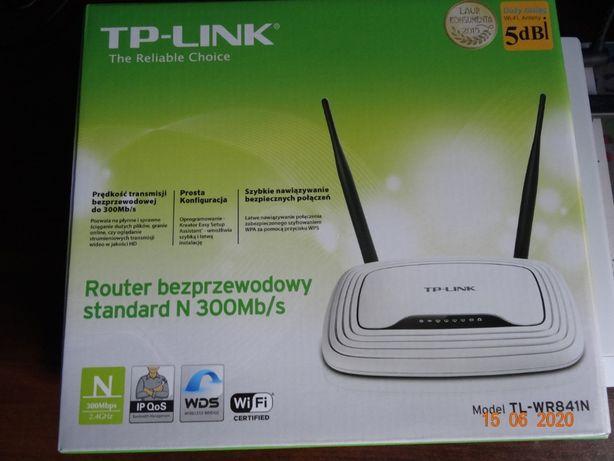 Router Model TP-LINK TL-WR841N