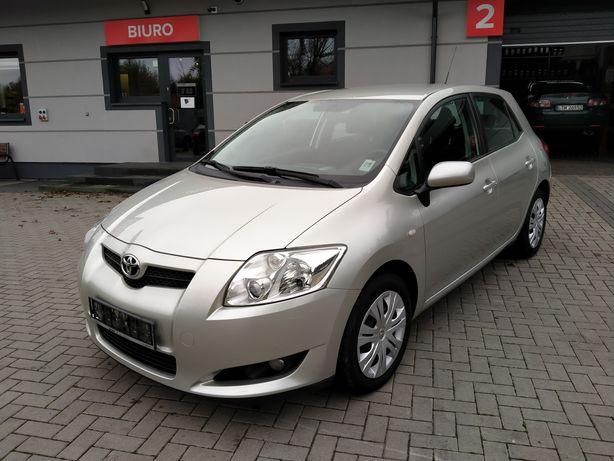 Toyota Auris 1.6 VVT-i 129KM z Niemiec Opłacona
