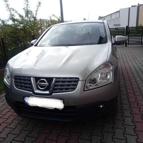 Nissan qashqai suv benzyna+lpg