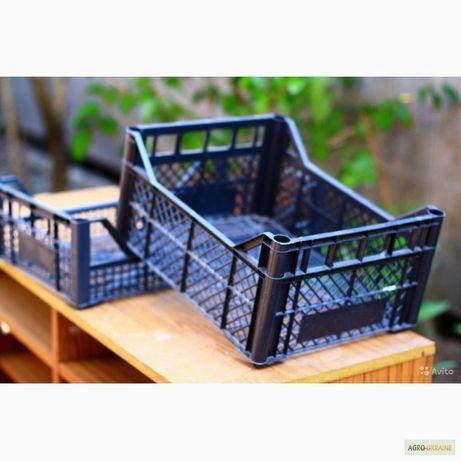Продам пластиковые ящики Б/У