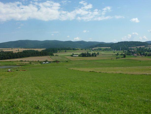 Działka rolna w górach 0,5ha