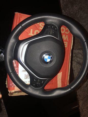 Volante BMW 320 d com airbags