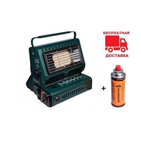 Плита - обогреватель газовая Tramp TRG-036 для кемпинга пикника