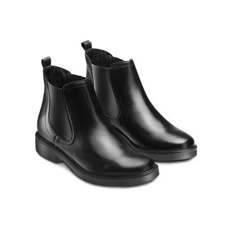 Стильные итальянские кожанные ботинки челси 36 размер