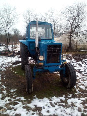 ТЕРМІНОВО!!! Продам трактор мтз 80