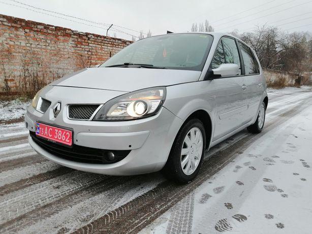 Рено Сценик Renault Scenic PANORAMA 2007