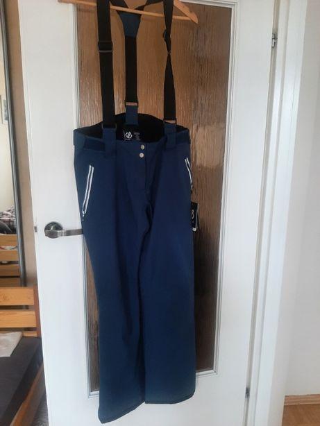 nowe spodnie narciarskie damskie