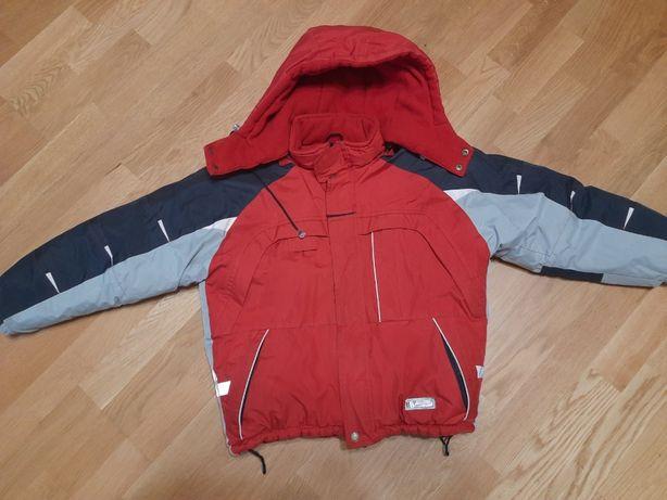 Зимняя куртка на мальчика (очень теплая - печка)