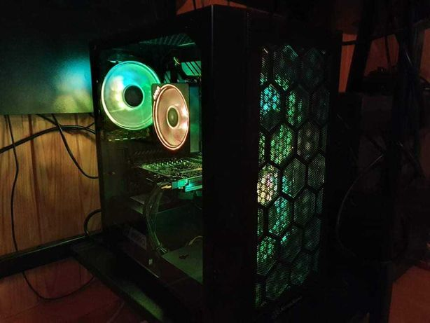 Torre PC Gaming AMD, 16GB RAM, GTX970 4GB, SSD Samsung 250 GB