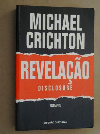 Revelação de Michael Crichton