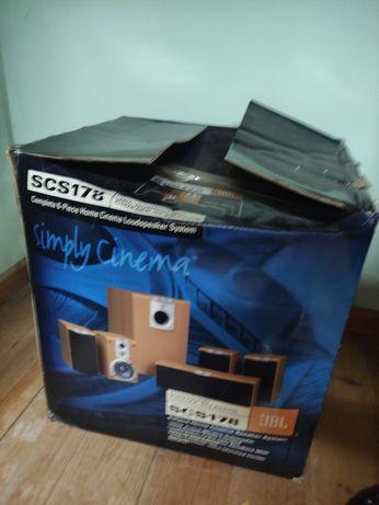 Aparelhagem JBL nova na caixa