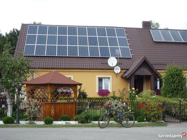 Naprawa i serwis kolektorów słonecznych - solarów