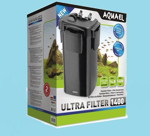Filtr zewnętrzny Aquael Ultra 1400 l/h