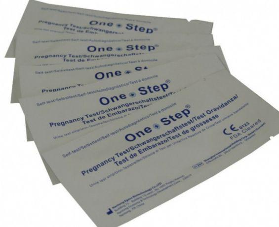 Testes de gravidez e ovulação