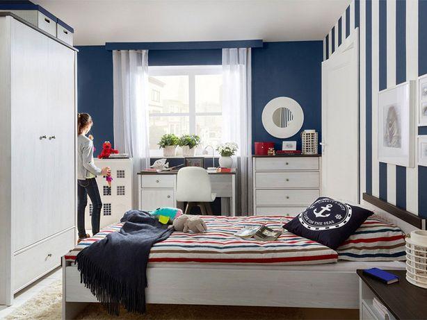 Детская комната: кровать, шкаф, комод, стол, тумба. Доставка бесплатно