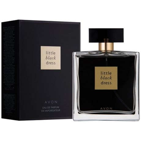Avon perfumy little black dress